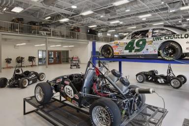 Motorsports Laboratories | Motorsports Engineering | UNC ...