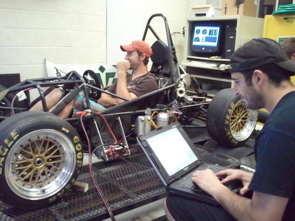 Undergraduate Programs | Motorsports Engineering | UNC ...